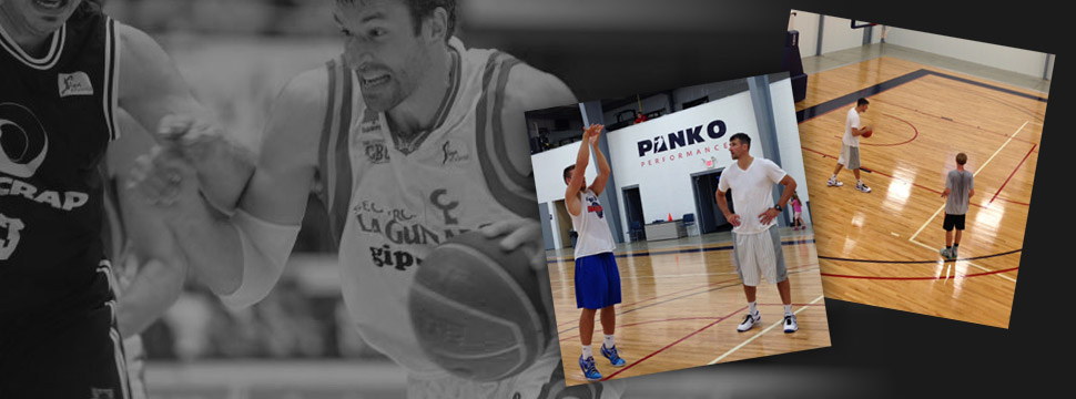 Panko Performance Basketball training facility